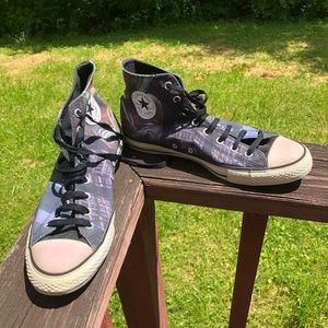 Converse | Batman The Dark Knight Rises High Tops